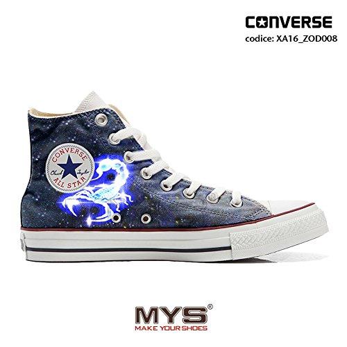 Converse CUSTOMIZED Converse ALL personalizzate HIGH Scorpio ZODIAC personalizzate STAR 577Zw6Rq
