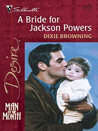 book cover of A Bride for Jackson Powers
