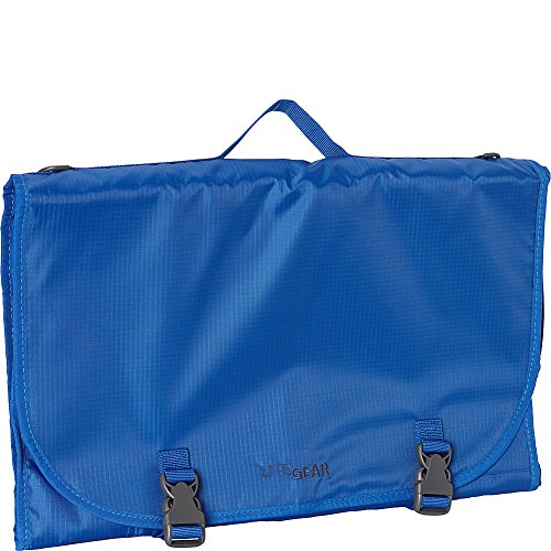 LiteGear Tri-Fold Garment Sleeve (Blue My (Lightweight Tri Fold Garment Bag)
