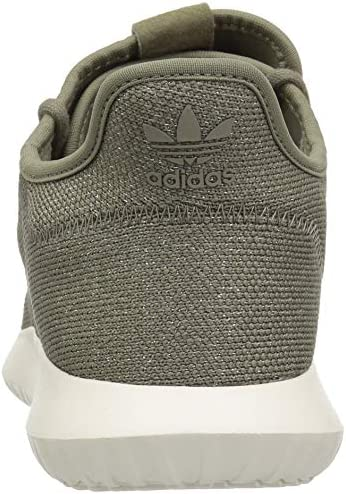 adidas Originals Women's Tubular Shadow W Running Shoe, Trace Cargo/Chalk White, 7 M US