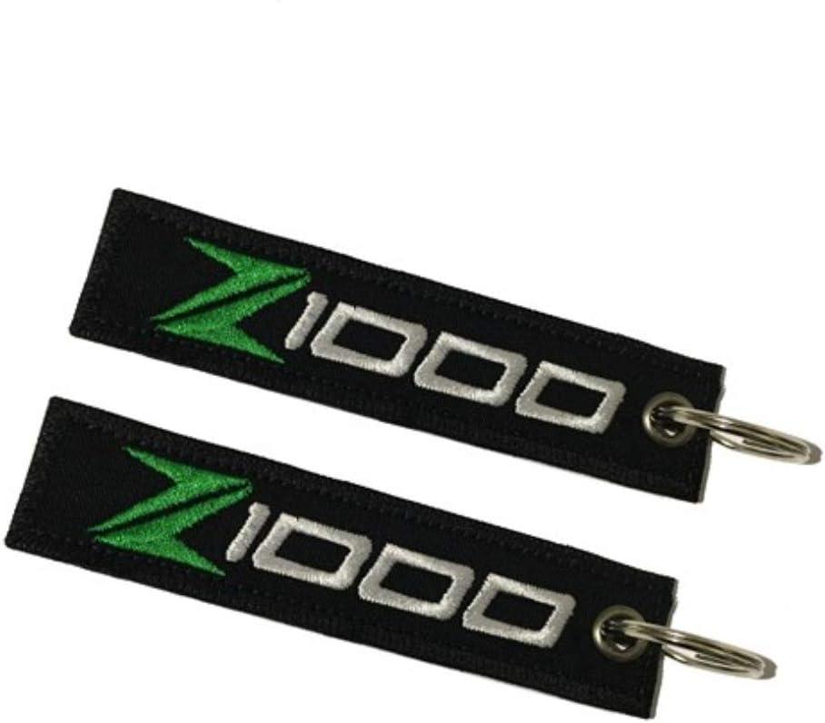 Z1000 Doppelseitiger Schlüsselanhänger 1 Stück Auto