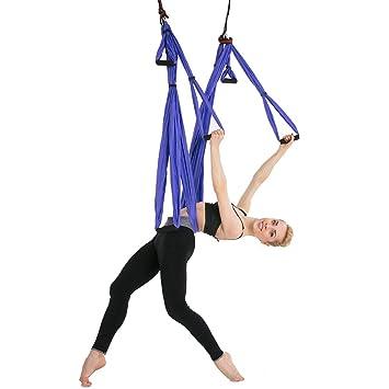 ParaCity sólido Antigravity Yoga inversión hamaca ...