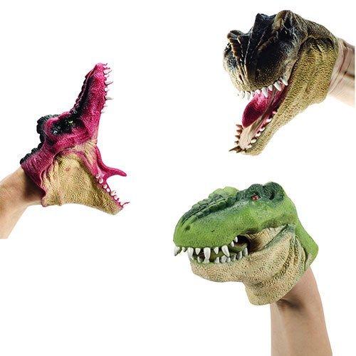 Dinosaur Hand Puppet (Sold Individually - Styles Vary)