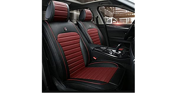 Amazon.es: Set de fundas para asiento de coche para Hyundai Accent Avante azear Celesta Creta ix25 Elantra Genesis Getz Grand Starex I30 I40