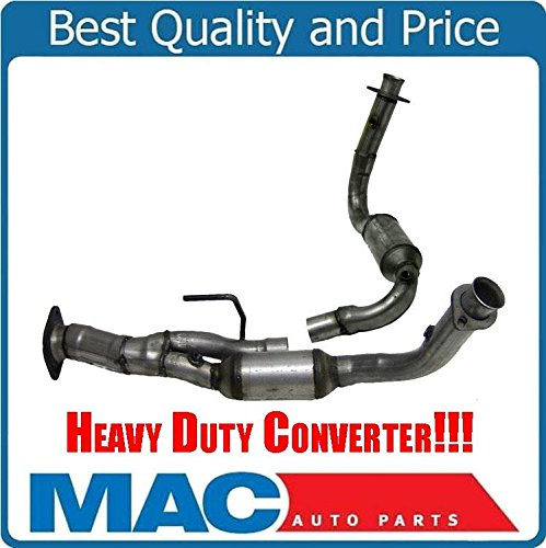 06-09 Commander 05-09 Grand Cherokee 4.7L 5.7L Eng. Y Pipe Catalytic - Converter Grand Jeep Catalytic Cherokee