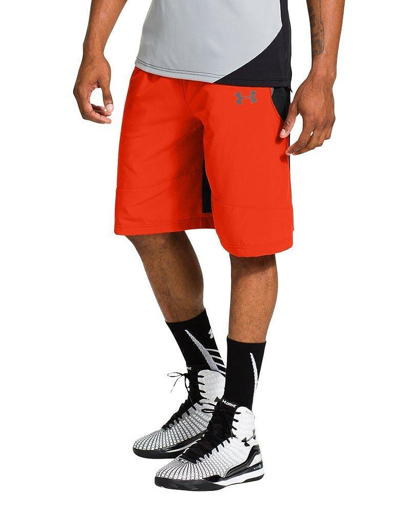 Under Armour Undeniable Herren UA Undeniable Armour Herren Top ArmourVent Crossover Basketball Shorts 023554