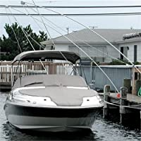 MONARCH MARINE Monarch NorEaster 2 Piece Mooring Whips f/Boats up to 30 / MMW-IIE /