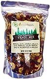 Raw Superfoods Trail Mix - Nuts and Berries (Goji Berries, Golden Berries, Mulberries, Raisins, Brazil Nuts, Cashews, Walnuts)