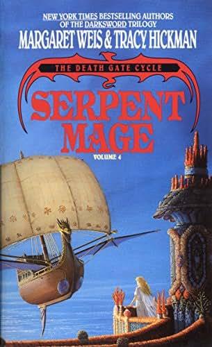 Serpent Mage: Volume 4