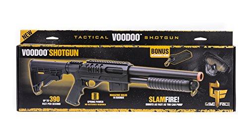 crosman voodoo shotgun spring power shotgun asgm47(Airsoft Gun) (Shotgun Pump Strap)