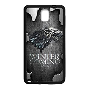 Winter coming Eagle map Cell Phone Case for Samsung Galaxy Note3