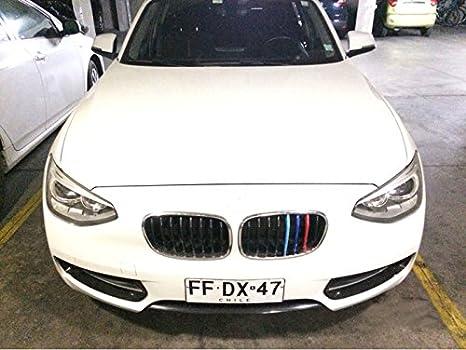3 Colores 3D para F20 F21 coche rejillas frontales 8 ...