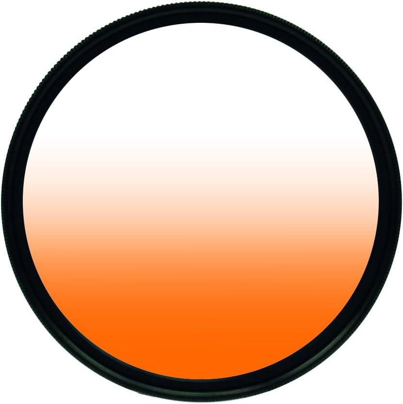 Dorr 55mm Orange Graduated Color Filter
