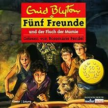 Fünf Freunde und der Fluch der Mumie (Fünf Freunde 50) Hörbuch von Enid Blyton Gesprochen von: Rosemarie Fendel