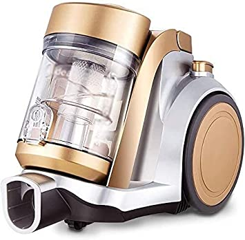 Mopoq Cilindro Aspiradora Cilindro Aspirador, Aspirador sin Bolsa, Aspirador de Filtro Lavable, Potencia 1000W, 1L Copa de Polvo Mejor aspiradora: Amazon.es: Hogar