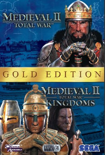 Medieval II: Total War - Gold Edition [Online Game (Medieval Ii Total War Pc Game)
