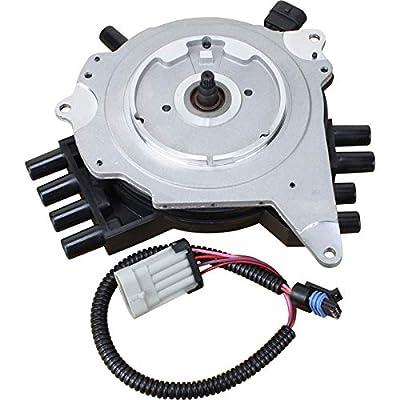 AIP Electronics Premium 1st Generation Non-Vented Optispark Electronic Ignition Distributor Compatible Replacement For 1992-1994 Chevy Chevrolet Pontiac 5.7L V8 Oem Fit D92LT: Automotive