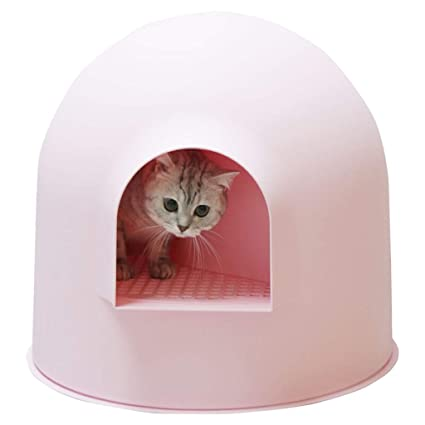 Bandeja De Basura Para Gatos De La Casa, Aseo Para Gatos, Lujo, Completamente Cerrado, ...