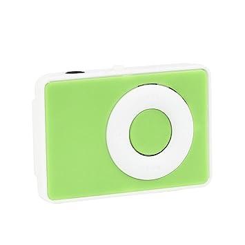 SALLYDREAM Clip USB Digital Mini Mp3 Reproductor Multimedia ...