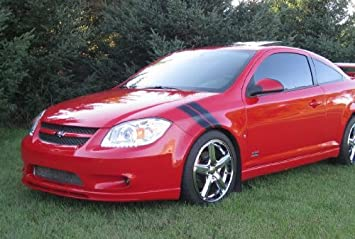 amazon com chevy cobalt grand sport fender hash mark decals 3\