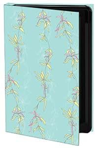 Keka Emma Frances UK Designer Falling Florals - Funda para iPhone 5 (fijación a presión), diseño de flores