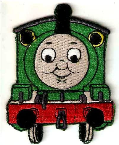 3 THOMAS THE TRAIN EMBROIDERED PATCHES~SEW//IRON ON~USA SELLER~BRAND NEW