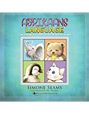 Afrikaans Children's Book: Cute Animals to Color and Practice Afrikaans