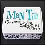 The Bright Side Man Tin