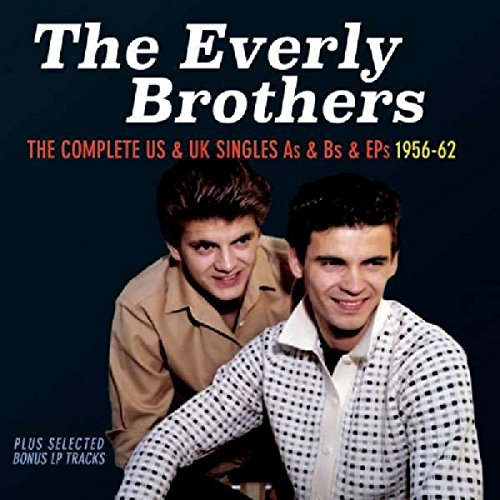 Complete US & UK Singles: 1956-62 Uk Cd Single