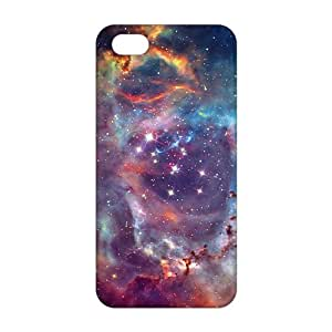 Cool-benz rosette nebula colorful star sky 3D Phone Case For Iphone 5/5S Cover