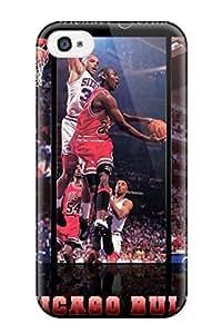 Nannette J. Arroyo's Shop Hot nba michael jordan chicago bulls basketball NBA Sports & Colleges colorful iPhone 4/4s cases