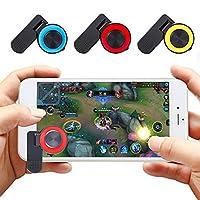 GUOYIHUA Mini Joystick Mobile Phone Game Fling Game Controller Joystick Rocker Touch Screen Joypad Tablet Support Mobile
