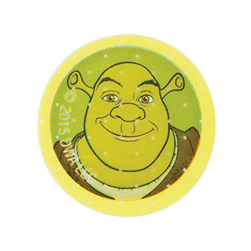 Shrek Spot Bandages - First Aid Kit Supplies - 100 Per Pack