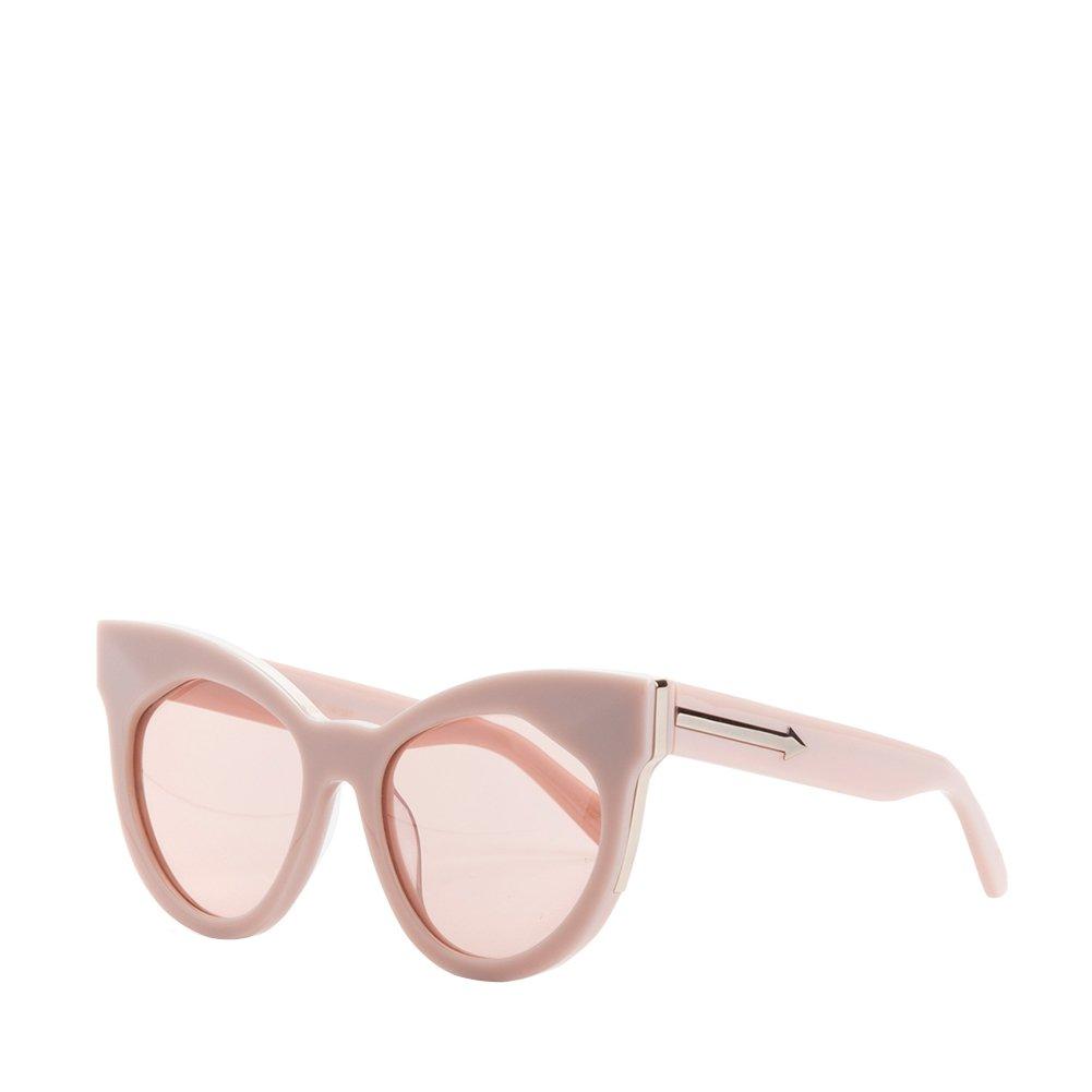 4e2060c7837 Karen Walker Starburst Unisex Sunglasses KAS1501587 Pink Gold:  Amazon.co.uk: Clothing