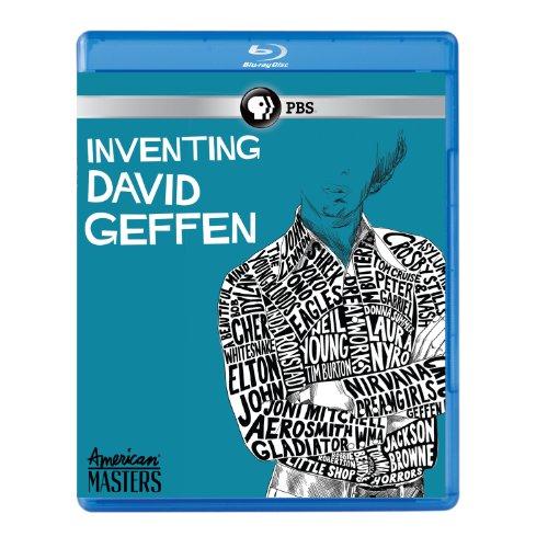 American Masters: Inventing David Geffen Blu-ray