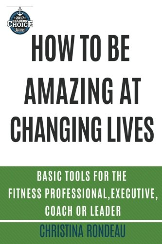 How amazing changing lives professional product image