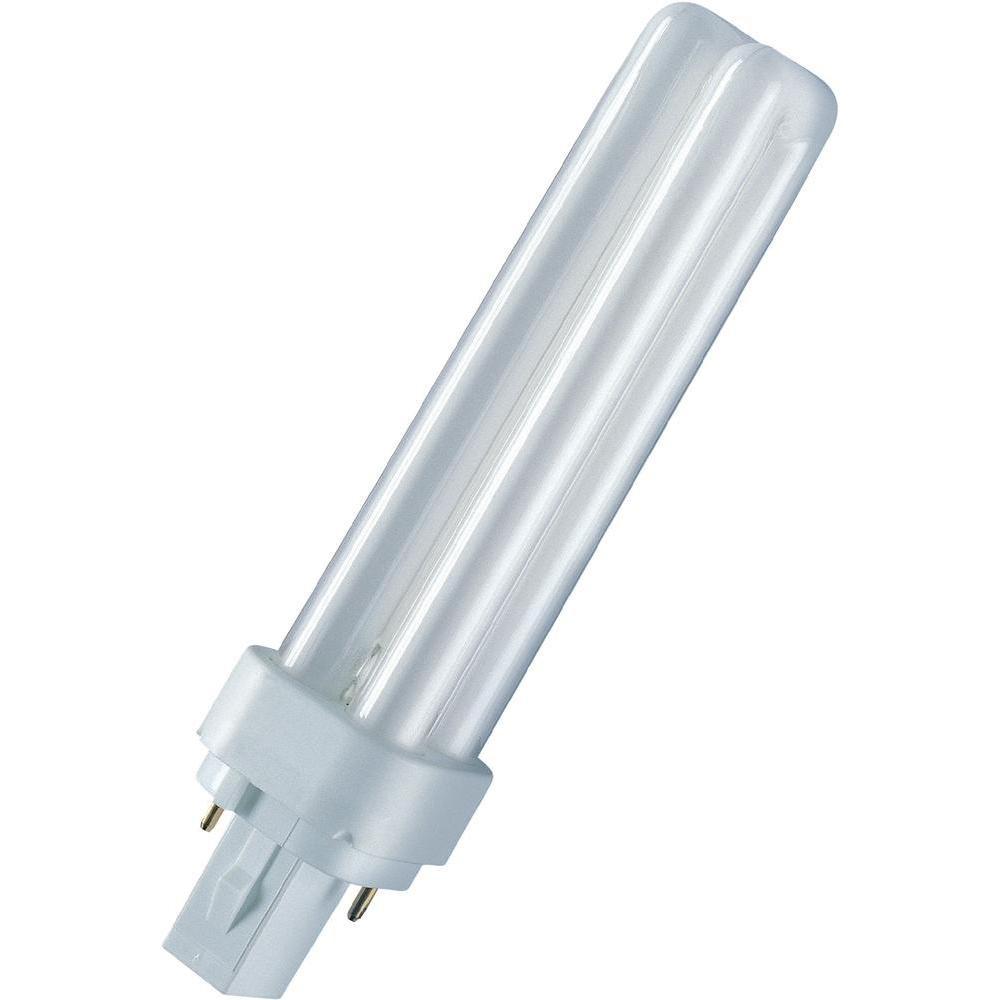 Osram Dulux D 25704 Ampoule Lumiè re blanche chaude LEDVANCE 586641