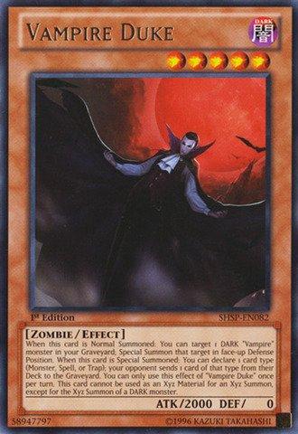 Yu Gi Oh Vampire SHSP EN082 Shadow Specters product image