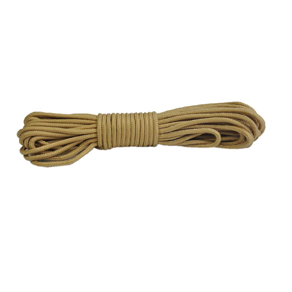 Diamond Braid Nylon Rope,2mm//3mm//4mm Paracord All Purpose Utility Rope Nylon Twine for Crafts,Tie-Downs,Camping,Indoor Outdoor Use,100m//328feet Length