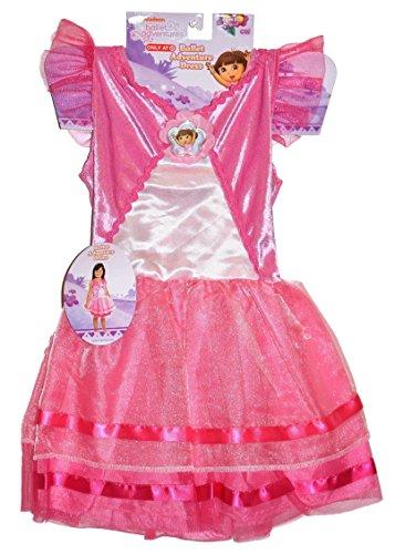 [Dora the Explorer Ballet Dress] (Dora Diego And Boots)