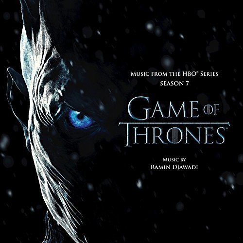 CD : Soundtrack - RAMIN DJAWADI - Game Of Thrones Season 7 (music From The Hbo Series) (United Kingdom - Import)