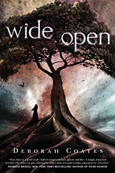 Wide Open (Hallie Michaels) by [Coates, Deborah]
