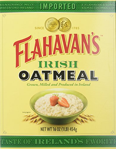 (Flahavans Irish Oatmeal -- 16 oz)
