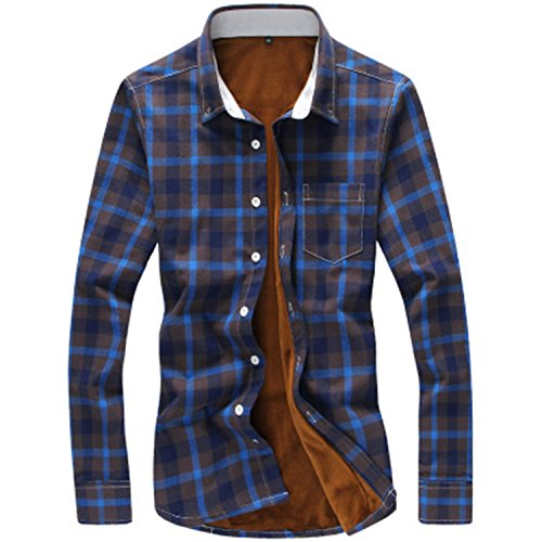 Blue Corduroy Jacket - 8