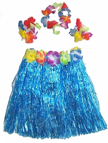 6 Set (Hawaiian Dress Up Costumes)
