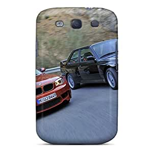 NikRun Scratch-free Phone Case For Galaxy S3- Retail Packaging - Bmw 1 Series M Coupe