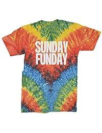 Expression Tees Sunday Funday Mens T-Shirt