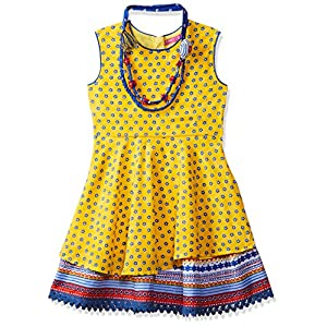 Biba Girls' Dress