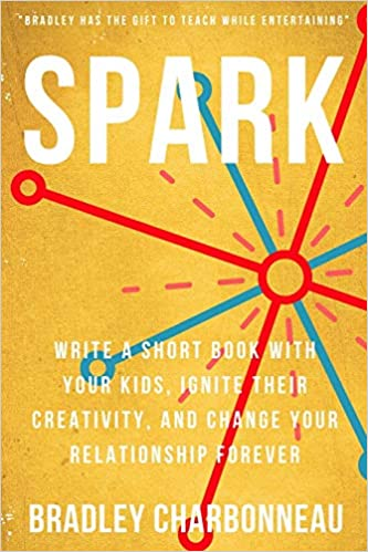 Spark: Write a short book with your kids, ignite their