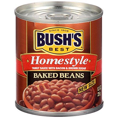 Bush's Best Baked Bean, Homestyle, 8.30 -